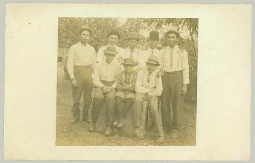 RPPC Eight Men