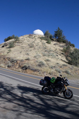 Lick Observatory, on  glorious hwy 130