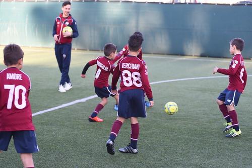 V SPORT IN TOUR - Castel Porziano - Pro Alitalia Calcio (2009 Anconitani)