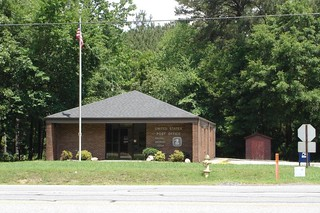 Coosa, GA post office | by PMCC Post Office Photos