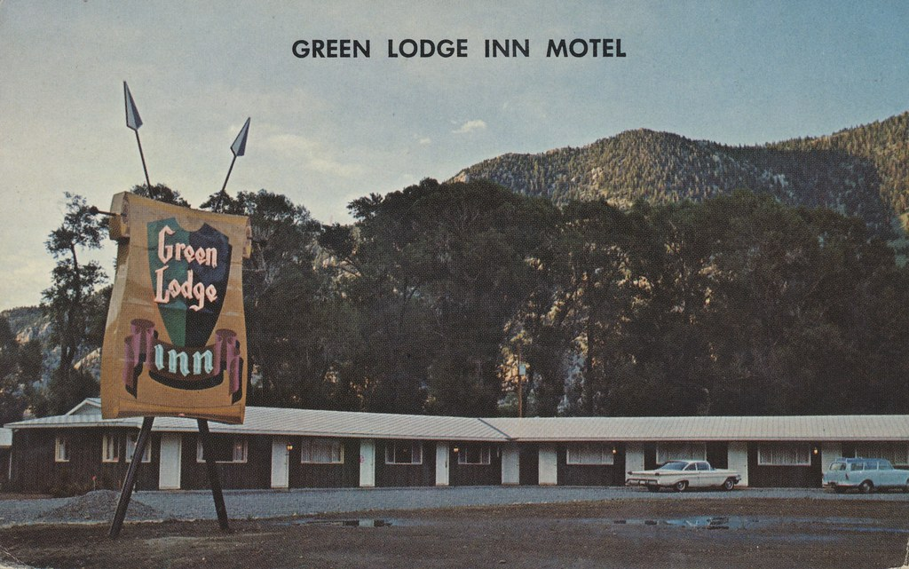 The Green Lodge Inn Motel - Livingston, Montana