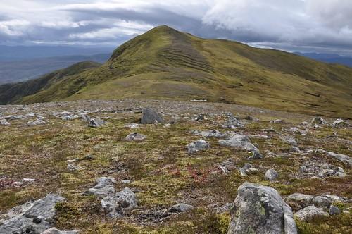 Beinn Bha'ach Ard from point 835
