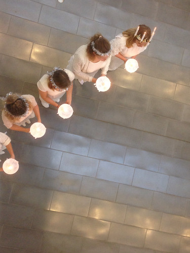 345/365 Lucia singers from above | by Anetq