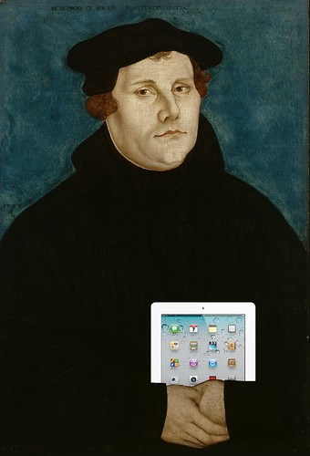 How Martin Luther Went Viral