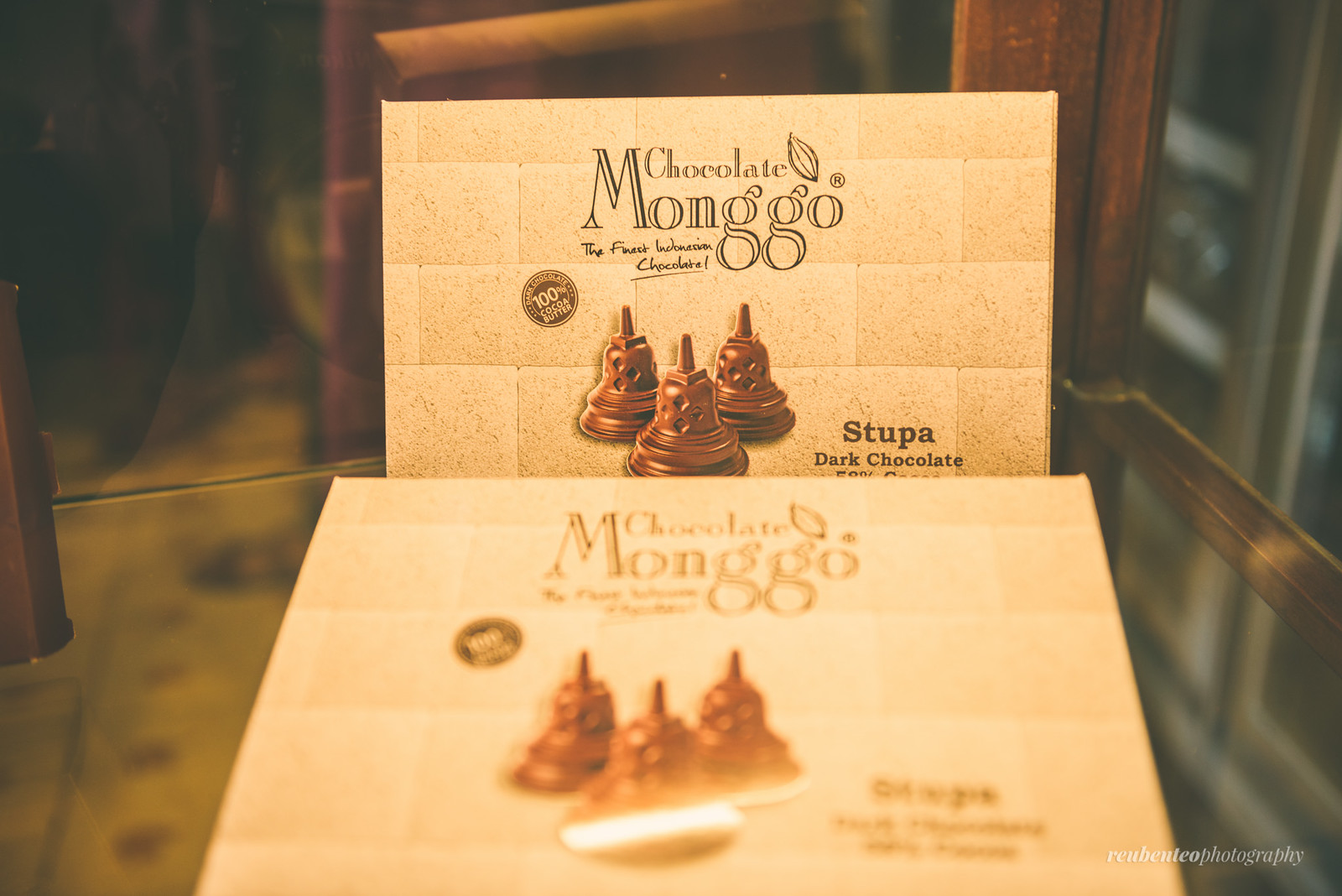 Monggo Chocolate Factory