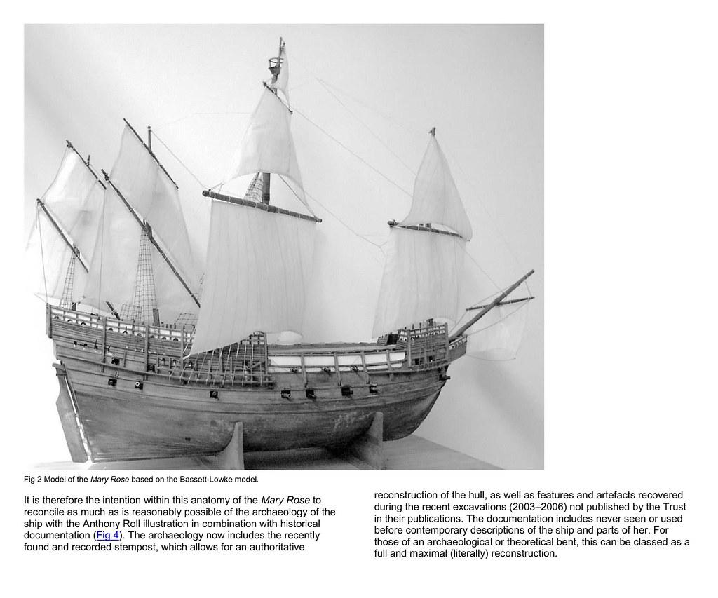 Kaynaklar 9012 Tudor Warship Mary Rose 06 Ilhan Gokcay Flickr