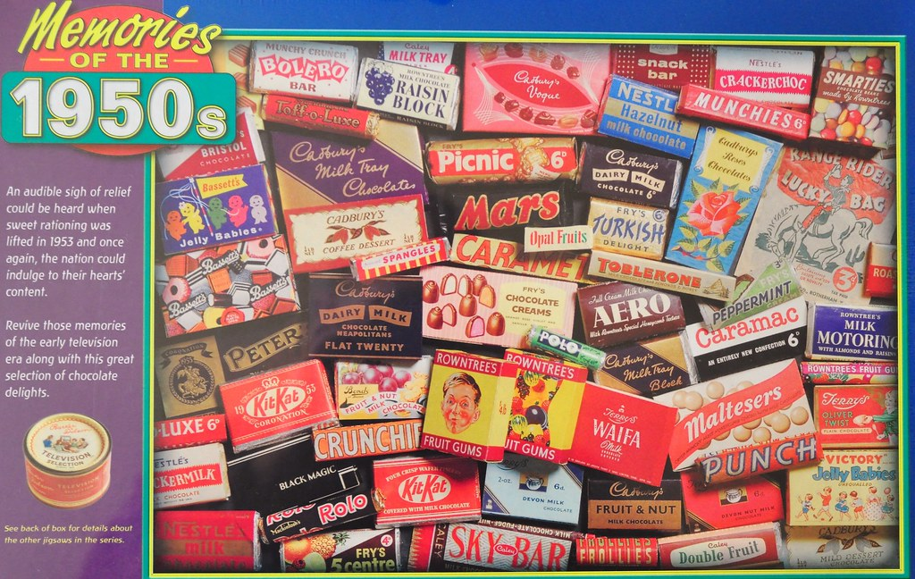 Image result for 1950s sweets