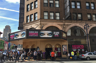 Hedwig and the Angry Inch - Golden Gate Theater