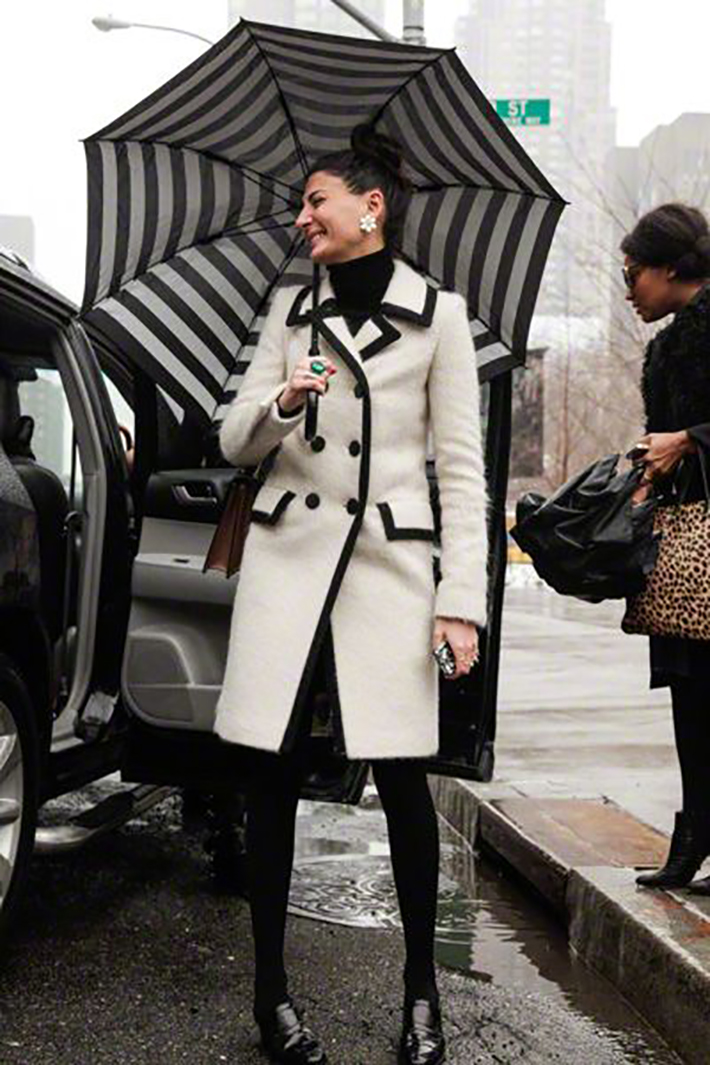 rainy day outfit accessories fall style streetstyle winter style fashion trend11