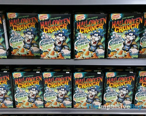 limited edition capn crunch halloween crunch cereal 2015 by theimpulsivebuy - Captain Crunch Halloween