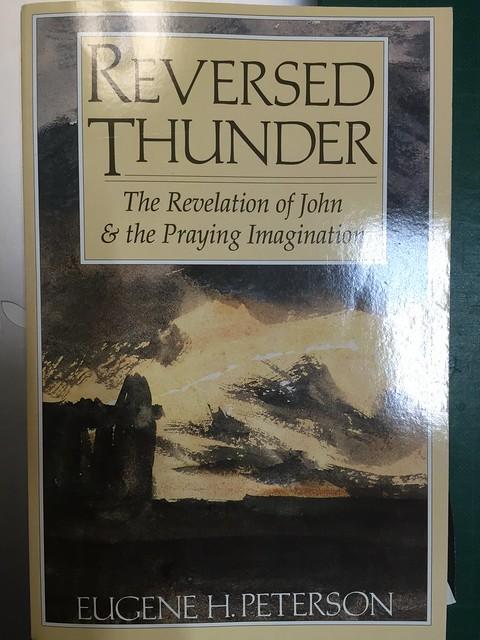 REVERSED THUNDER by EUGENE H. PETERSIN