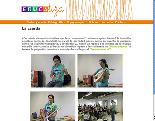 web EDUCAtiza | by crisfres