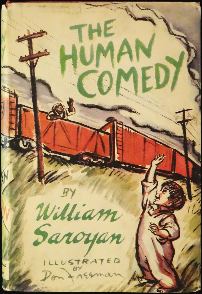 Image result for The Human Comedy (William Saroyan, 1943)