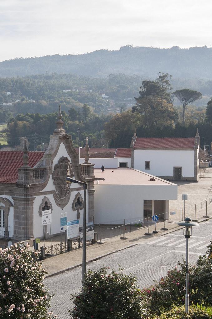Santo Tirso, Museu Municipal Abade Pedrosa. Álvaro Siza, Eduardo Souto de Moura