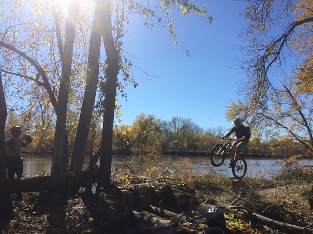 Trail Ride SURLY Tours Minneapolis 5