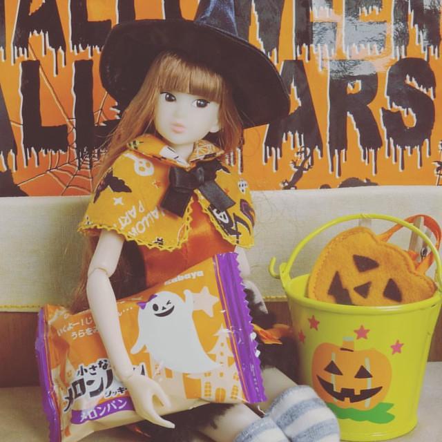 #ハロウィン #ドール #halloween #doll #momokodoll #momoko #instadoll #dolly #girly
