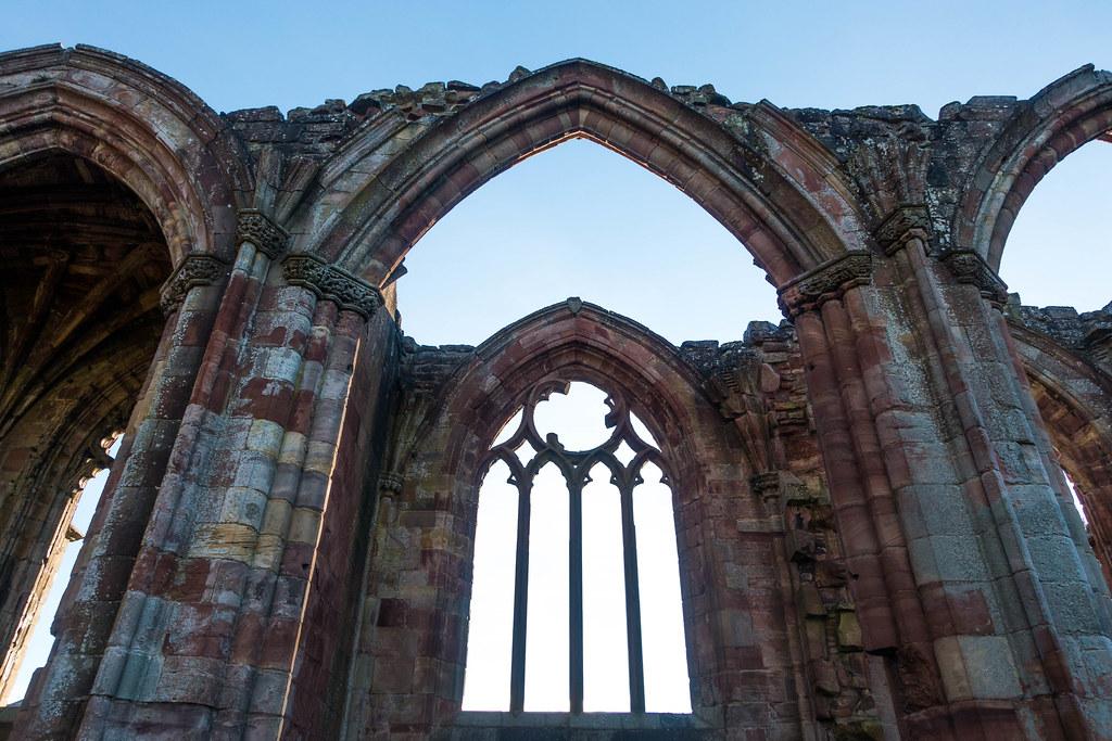 Melrose Abbey-03635
