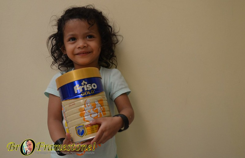 Friso Gold with LocNutri