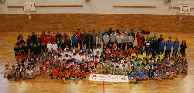 Trobades Escoles de Bàsquet 2016-17