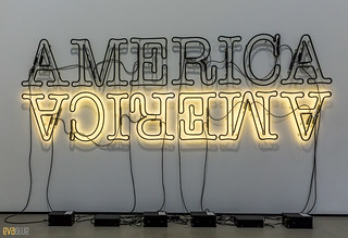 Glenn Ligon The Broad Museum Los Angeles 03 | by Eva Blue