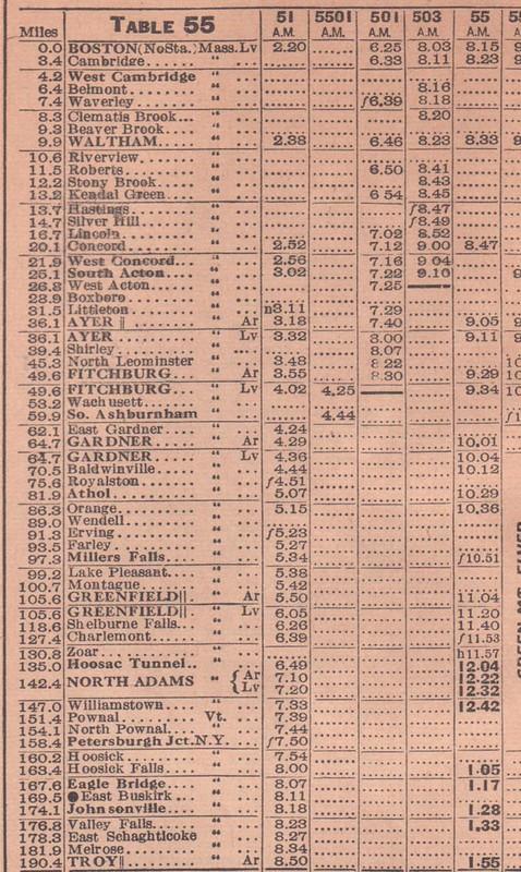 BandM 1943 Boston Troy