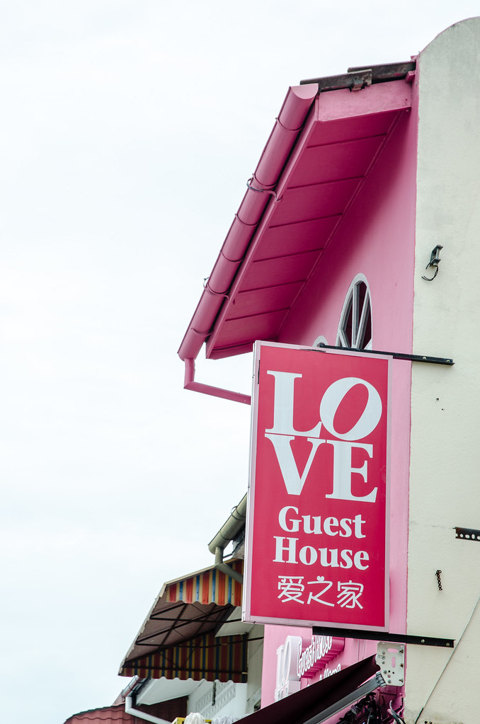 Love Guest House, Melaka.