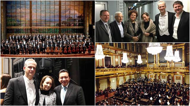 La Orquesta Sinfónica Nacional se presenta con gran éxito en Austria y Eslovenia