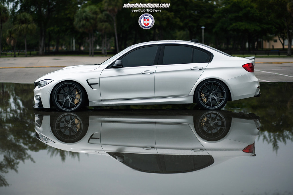 Bmw M3 F80 On Hre P101 Wheels Boutique Flickr