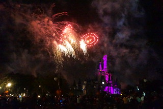 Happy HalloWishes Fireworks - Trust in Me | by Disney, Indiana