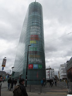 National Football Museum | by sinemözel