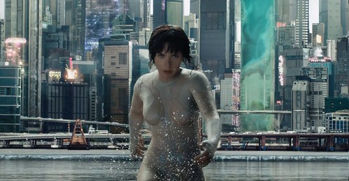 GHOST IN THE SHELL Teaser 11.8