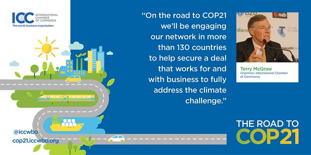 ICC on the road to COP21