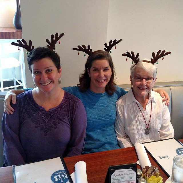Merry 10thish Annual Embarrassing Antler Lunch!