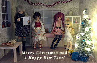 Merry Christmas everyone!! 🎄 | by *Ami-chan*
