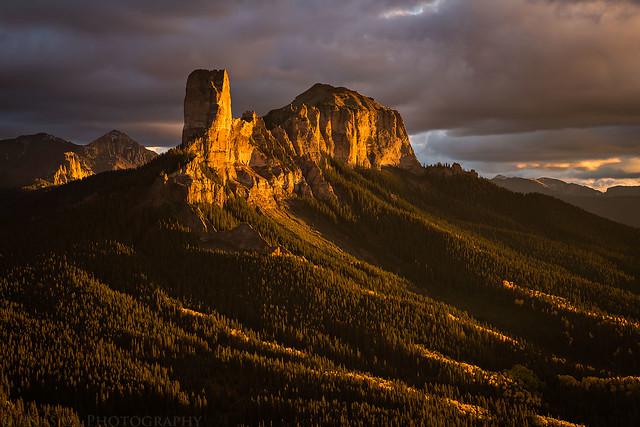 Chimney Rock Light
