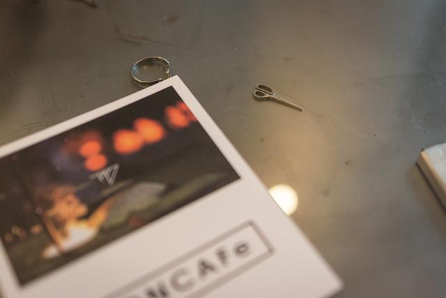 アイアンカフェで鋳造したミニ工具