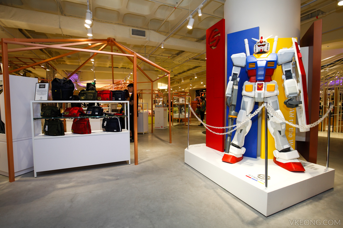 ISETAN The Japan Store - Gundam