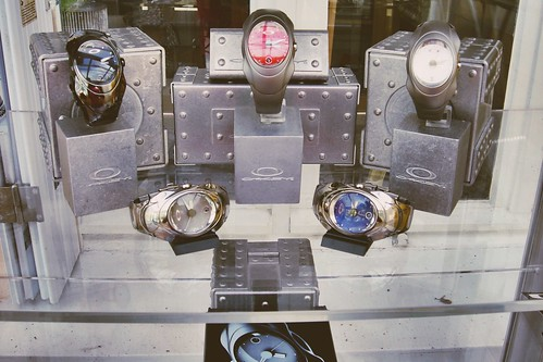 Oakley time bomb collection | by Marcellus 44