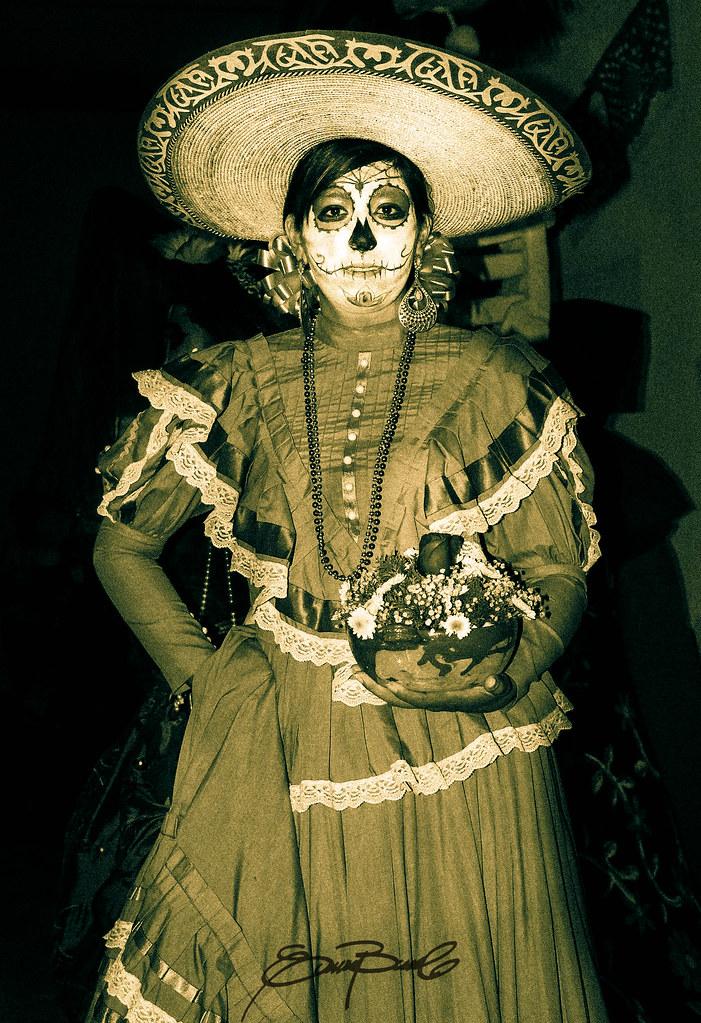 La Catrina Charra De Sayula Sayula Jalisco Flickr