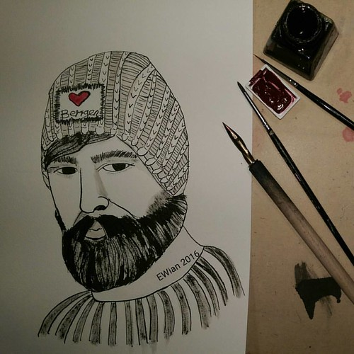 Beards in Bergen 30