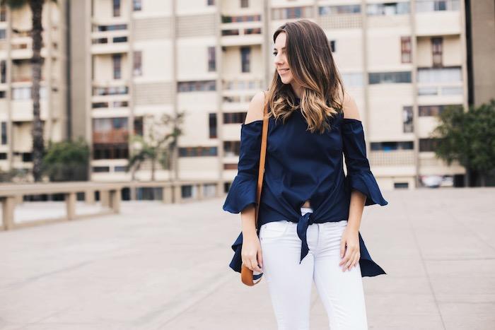 look de moda para mujer