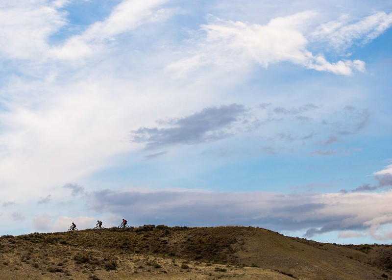 BLM Mountain Biking: Discovery Hills Trail System in Idaho