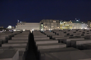 Holocaust memorial, Berlin | by Timon91