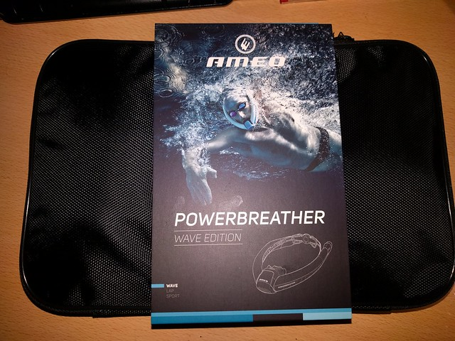 Ameo Powerbreather bolsa