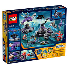 LEGO Nexo Knights 70352 Jestro's Monstrous Monster Vehicle 2