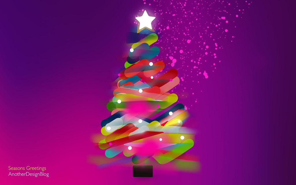 christmas tree desktop wallpaper seasons greetings from an flickr
