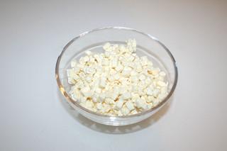 15 - Zutat Schafskäse / Ingredient feta