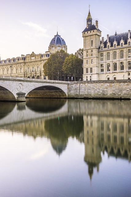 Paris, la Conciergerie