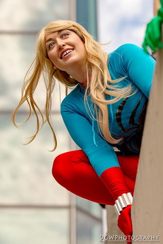Scarlet Spider Gwen