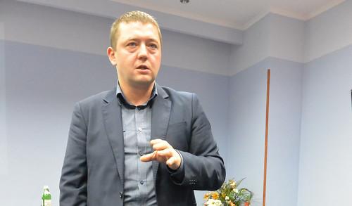 """Сергій Рибачок: «НаРівненщині хворих транспортуватимуть новими """"швидкими""""»"""